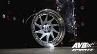NEW: ESR wheels SR09