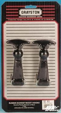 NEW: Grayston Trunk hooks