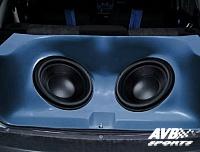 NEW: Auto R Wooferbox