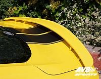 NEW: Abbes-Design Rear wing cabrio