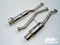 NEW: Invidia Exhaust hb