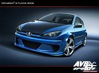 NEW: Auto R Wide body