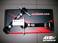 NEW: Hardrace Camber kit (rear)