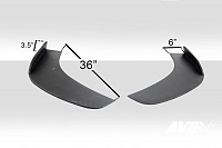 PROMO: Extreme Dimensions Front splitter
