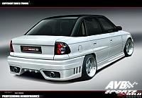 NEW: Auto R Rearbumper