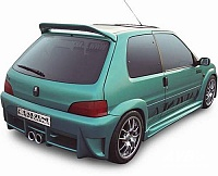PROMO: Carzone Specials Rear wing roof