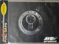 NEW: Isotta Fuel cap