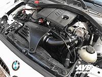NEW: AFE Power Short ram air intake