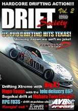 Dvd drift society volume 2