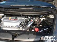 Short ram air intake type-R