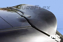 Rear wing roof