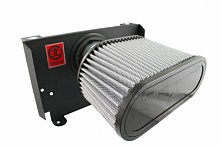 Short ram air intake