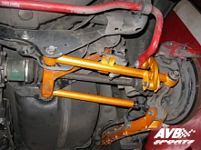 Trailing arms (rear)