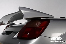 REAR SPOILER GT TOYOTA MR2