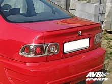 LIP SPOILER CIVIC COUPE