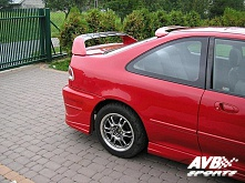 SPOILER CIVIC COUPE