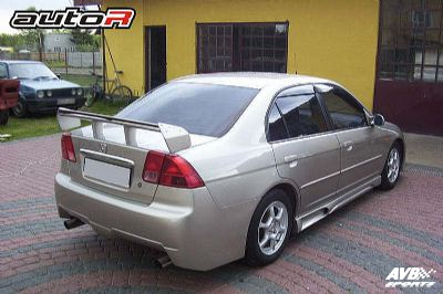 Rearper For Honda Civic 2001 2003