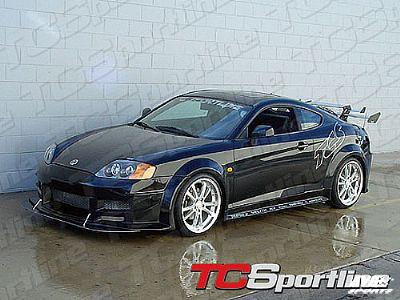 Bodykit For Hyundai Coupe 2003 2006 Avb Sports Car