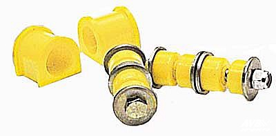 Bushings sway bar