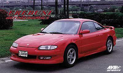 frontbumper for mazda mx6 1993 1997 avb sports car tuning spare parts. Black Bedroom Furniture Sets. Home Design Ideas