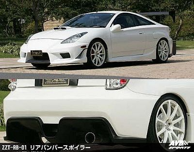 Bodykit For Toyota Celica 2000 2007 Avb Sports Car Tuning Spare Parts