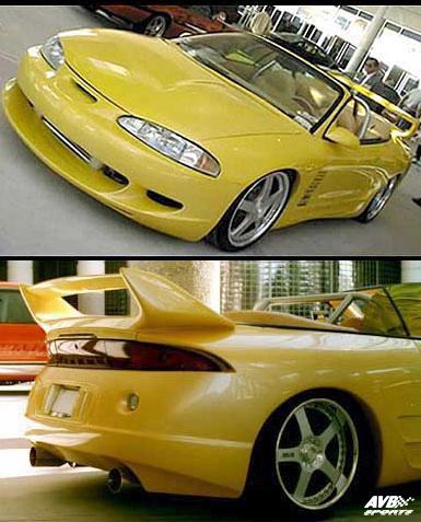 bodykit for mitsubishi eclipse 1995 1996 avb sports car tuning spare parts bodykit for mitsubishi eclipse 1995