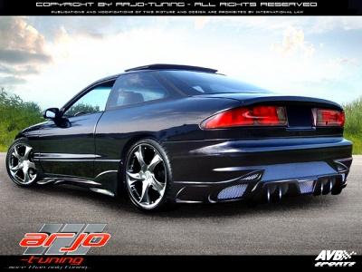 Rearbumper For Ford Probe 1993