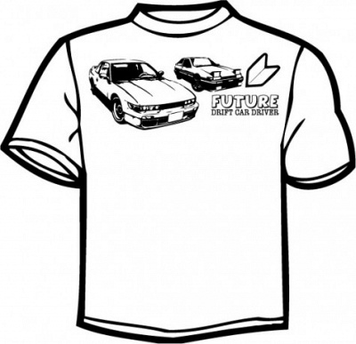 T Shirt For Mazda 626 1993