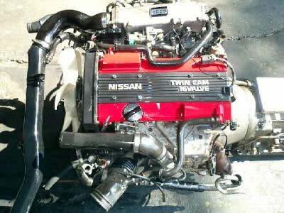 Engine For Nissan 180sx 200sx 240sx 1989 1994 Avb