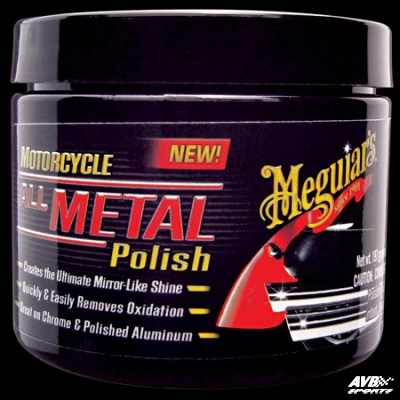 Meguiars All metal polish (Universal)