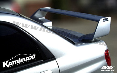 Kaminari Rear wing