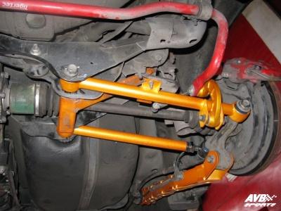 Trailing arms  rear  for Subaru Impreza  2004  2005