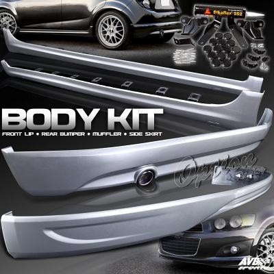 Bodykit For Chevrolet Aveokalossonic 2012 Avb Sports Car