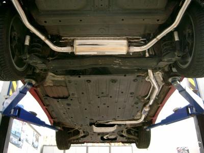 Invidia Exhaust 1.8 › AVB Sports car tuning & spare parts