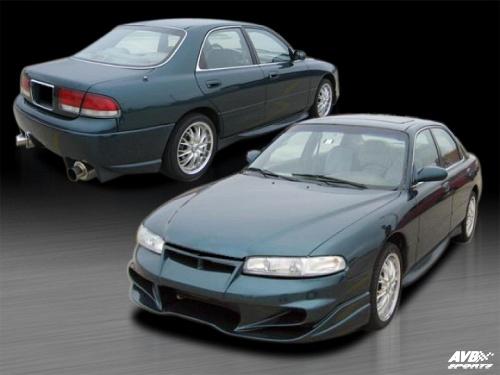 bodykit for mazda 626 1993 1997 avb sports car. Black Bedroom Furniture Sets. Home Design Ideas