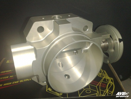 Throttle body for Honda Civic (1996 - 1998) › AVB Sports car tuning & spare parts