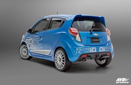 lipkit for chevrolet spark 2009 avb sports car. Black Bedroom Furniture Sets. Home Design Ideas
